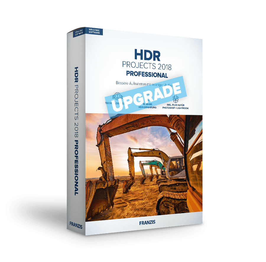HDR projects 2018 professional - Upgrade von HD...