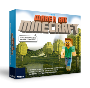 Franzis Maker Kit Minecraft™