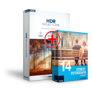 HDR projects 2018 Street Fotografie Edition
