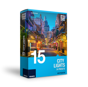 Preset Collection 15 - City Lights für HDR projects