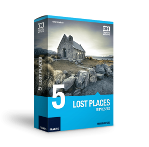 Preset Collection - Lost Places für HDR projects ab Version 3