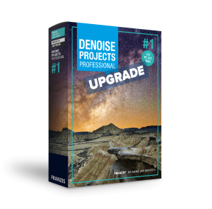 DENOISE projects professional - Upgrade