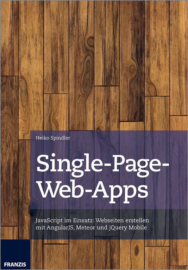 Single Page Webapps - Quellcode
