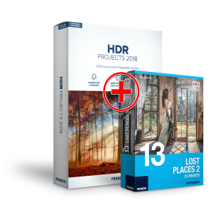 HDR projects 2018 Lost Places Edition
