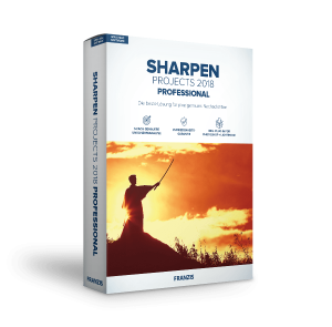 SHARPEN projects 2018 professional