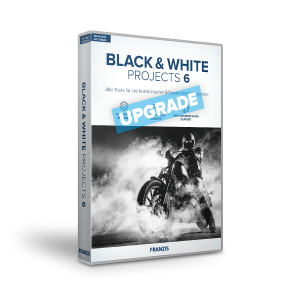 BLACK & WHITE projects 6 upgrade