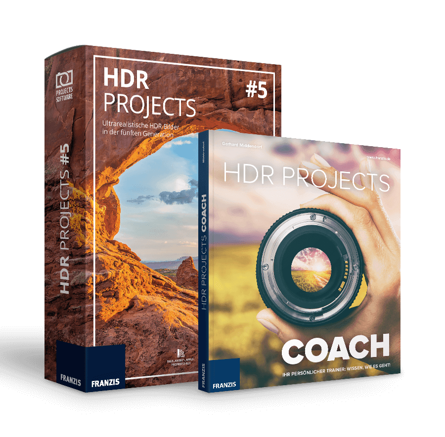 HDR projects 5 & HDR projects Coach